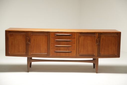 G Plan Fresco Teak Sideboard V B Wilkins vintage furniture Dublin