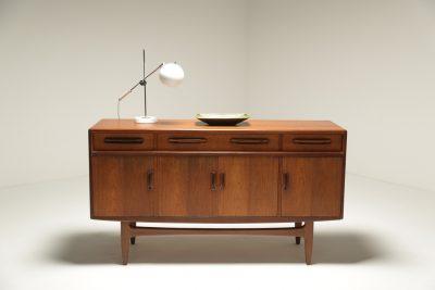 G Plan Kelso Sideboard by Victor Wilkins the vintage hub