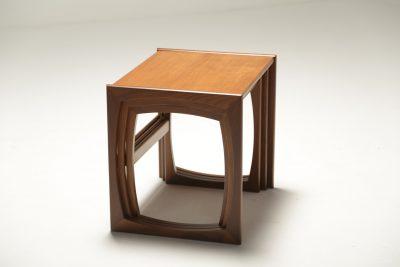 G Plan Quadrille Nest of Tables