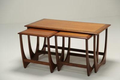 G plan nest of tables vintage nest of tables