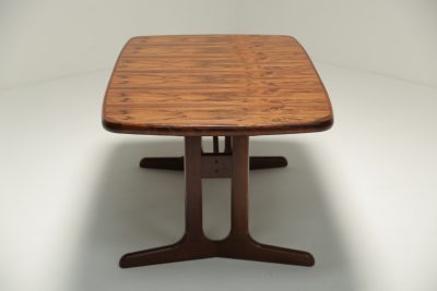 Rosewood Dining Table by Skovby, Denmark