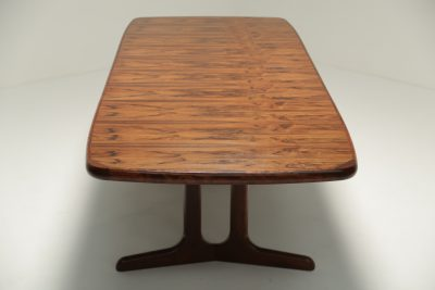 Rosewood Dining Table by Skovby vintage dining tables
