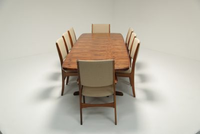 Rosewood Dining Table by Skovby