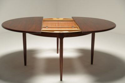 Niels Moller Rosewood Dining Table Model 15