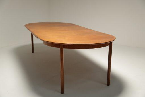 Teak Extending Dining Table by Dyrlund vintage dining table Dublin