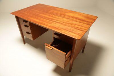Mid-century Danish Teak Desk