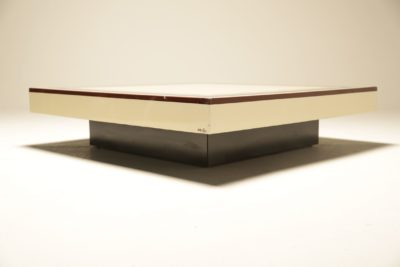 Willy Rizzo Francia Coffee Table