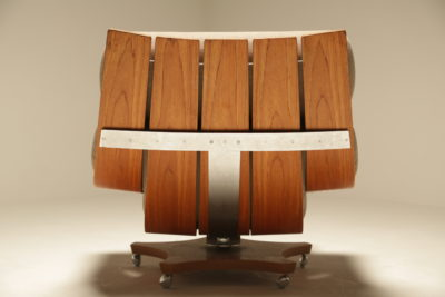 G Plan Housemaster Chair in Teak