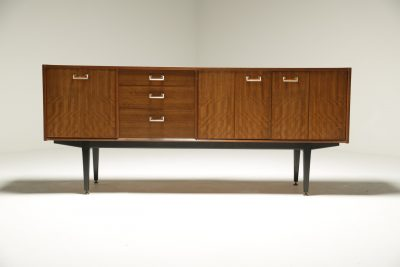 Tola Wood & brass sideboard by Nathan