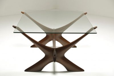 Condor Coffee Table by Fredrik Schriever-Abeln