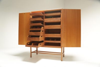 Housekeepers Cabinet by Carl-Axel Acking for Nordiska Kompaniet