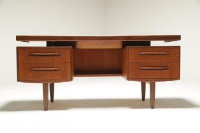 G Plan Teak Writing Desk mid-century desk Dublin