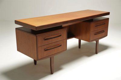 G Plan Teak Writing Desk Vintage office furniture