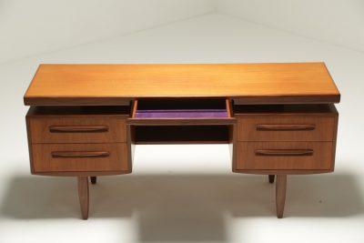 G Plan Teak Writing Desk The vintage hub