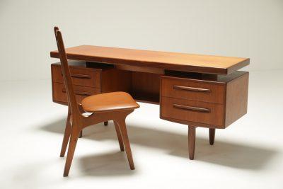 G Plan Teak Writing Desk vintage furniture warehouse Dublin Ireland