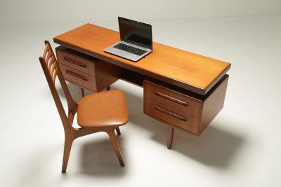 G Plan Teak Writing Desk