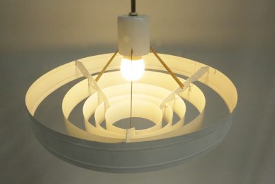 Fog & Morup style White Pendant Lamp