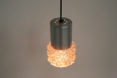 Moulded Glass Lighting Fitting
