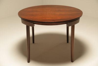 Rosewood Frem Rojle 'Roundette' Dining Set by Hans Olsen