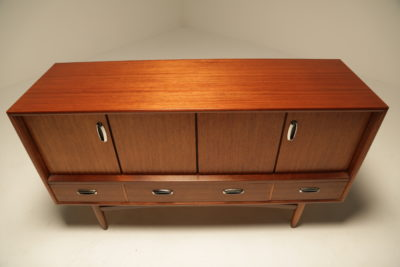 G Plan Brasilia Sideboard by Victor Wilkins