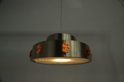 Danish Coronell Hanging pendant light