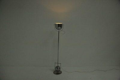 Chrome Cantilever Lamp