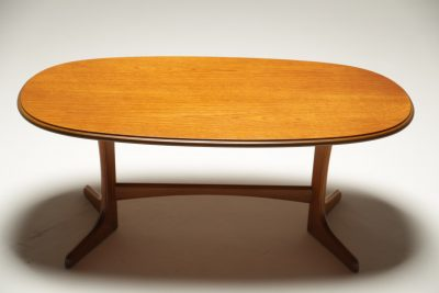 Teak Coffee Table by Nathan vintage furniture Dublin