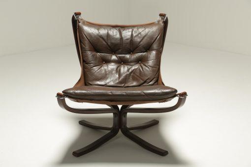 Falcon Chair by Sigurd Ressel retro lounge chair Dublin