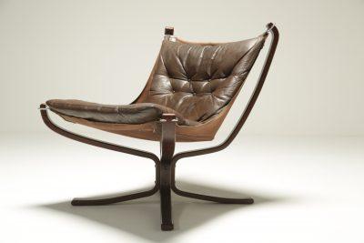 Falcon Chair by Sigurd Ressel
