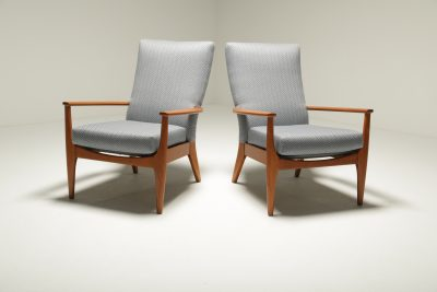 Parker Knoll Model PK 988 Chairs retro furniture Dublin