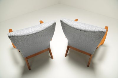 Parker Knoll Model PK 988 Chairs