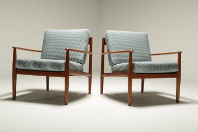 Grete Jalk Model 118 Armchairs for France and Sons midcentury furniture Dublin Ireland