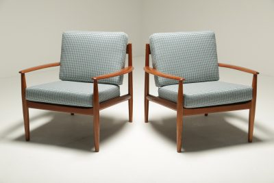 Grete Jalk Model 118 Armchairs for France and Sons vintage furniture dublin