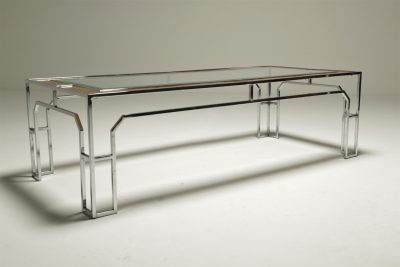 Mid-century Milo Baughman style Coffee Table