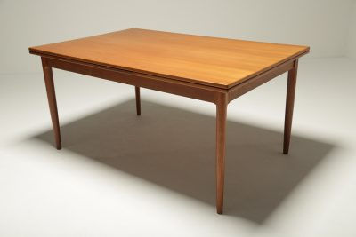 Niels Otto Moller Teak Draw Leaf Dining Table Danish furniture Dublin