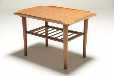 Kubus Coffee Table by Georg Jensen retro teak furniture Dublin Ireland