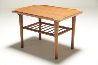 Kubus Coffee Table by Georg Jensen retro teak furniture Dublin Ireland