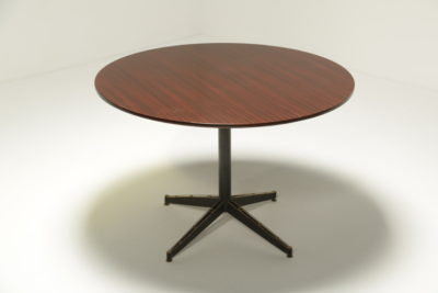 Mid-century Rosewood Italian Dining Table
