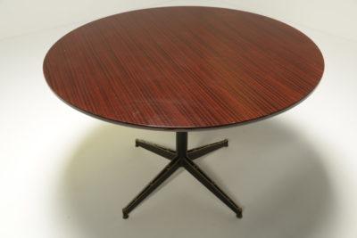 Mid-century Rosewood Italian Dining Table